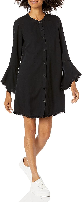 Splendid OFFicial shop Women's Heavy Super popular specialty store Crosshatch Black XS Dress