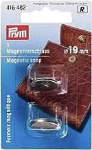 Magneetsluiting 19 mm oud messing