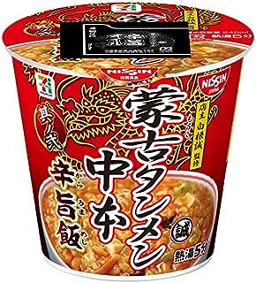 日清食品 蒙古タンメン中本 辛旨飯 103g×6個