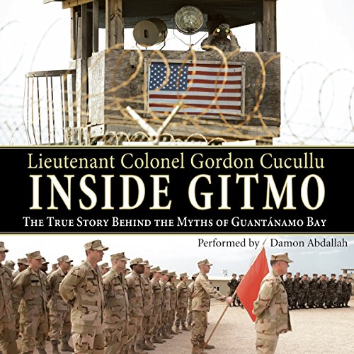 Inside Gitmo audiobook cover art
