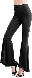 (イーエフイー)EFE レディースパンツ ラテンダンス 社交ダンス用パンツ ラインベリーダンス衣装 ダンスウェア 練習着 美脚