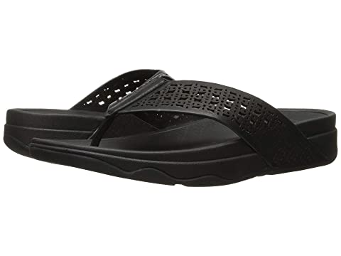 e90f8b059 FitFlop Surfa™ Floral Lattice Toe Post at 6pm