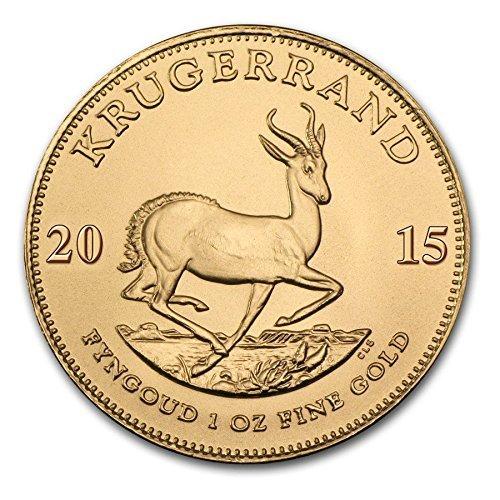 BullionUK Krugerrand goudmunt, 1 oz (31,1 g), van 2010