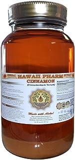 Cinnamon Liquid Extract, Cinnamon (Cinnamomum Verum) Bark Powder Tincture Supplement 32 oz Unfiltered