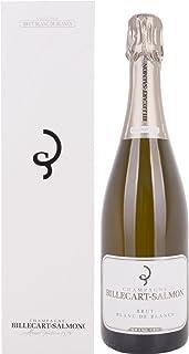 Billecart-Salmon Brut Blanc de Blancs Grand Cru mit Geschenkverpackung Champagner 6 x 0.75 l