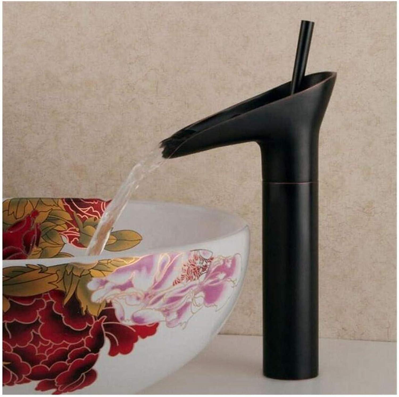 Wasserhahn Küche Bad Garten Becken Wasserhahn Bad Mischer Wasserhahn Deck Messing Wasserfall Mischbatterie Deck Ctzl3989