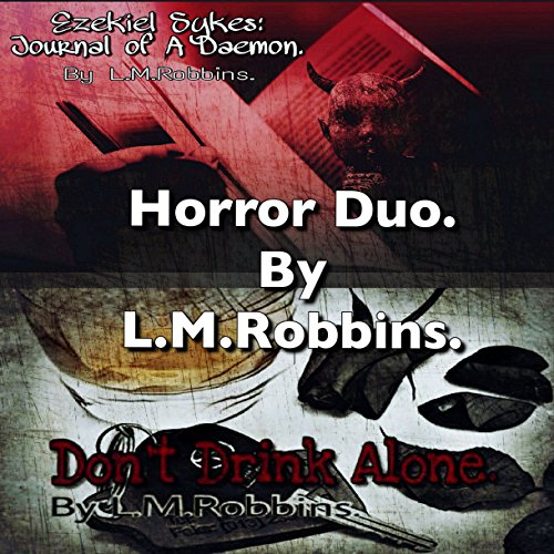 Horror Duo audiobook cover art