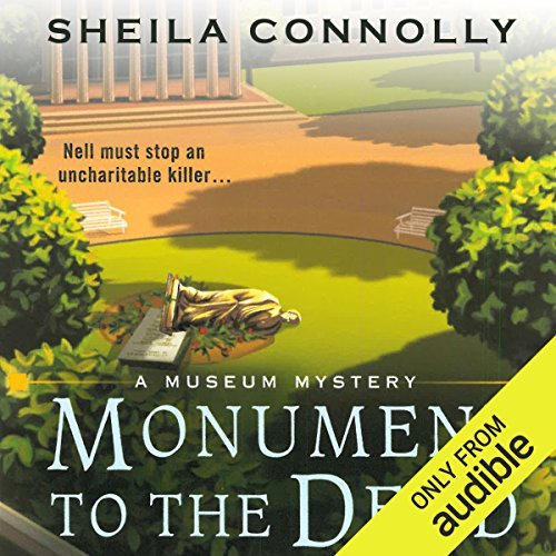 Monument to the Dead audiobook cover art
