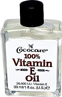 Cococare 100% Vitamin E Oil 28000 IU 1 fl oz (30 ml)