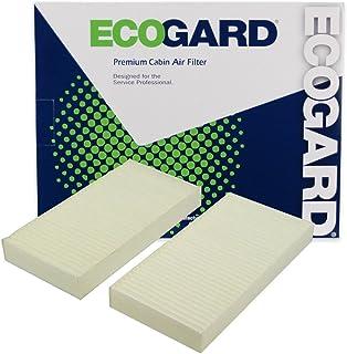 ECOGARD XC15439 Filtro de aire de cabina premium compatible con Honda Civic 2001-2005, CR-V 2002-2006, Element 2003-2011  ...