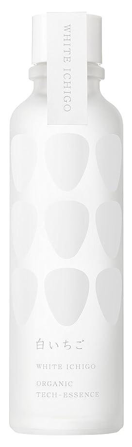 未払いロック幹WHITE ICHIGO(ホワイトイチゴ) オーガニック テック-エッセンス 120mL