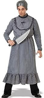 Psycho Mother's Dress Adult Costume - Standard