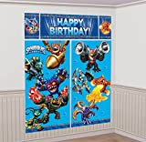 Amscan Skylanders Wall Decorating Kit (Each)