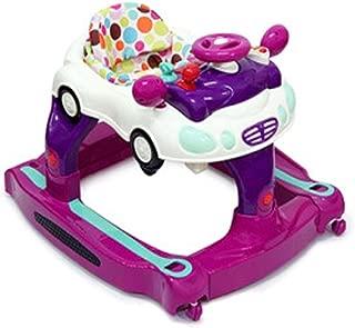 AVALONアバロン簿記マルチ歩行6in1ウォーカーシーソー赤ちゃん幼児の幼児の食卓車のおもちゃ(並行輸入品) (PURPLE) [並行輸入品]