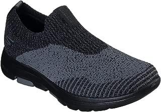 SKECHERS GO WALK 5 Mens Shoes, Brown (Khaki), 7 UK (41 EU)