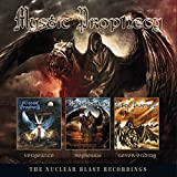 Mystic Prophecy: The Nuclear Blast Recordings (3cd Box) (Audio CD)