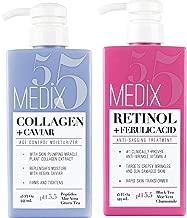 Medix 5.5 Retinol Cream and Collagen Cream Set. Medix 5.5 Retinol Cream with Ferulic Acid..