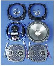HCRK-6712TW-XXR J/&M Rokker XXR 6.71 Front Speaker kit for 2014 and Newer Harley-Davidson Ultra Classic and Street Glide Models