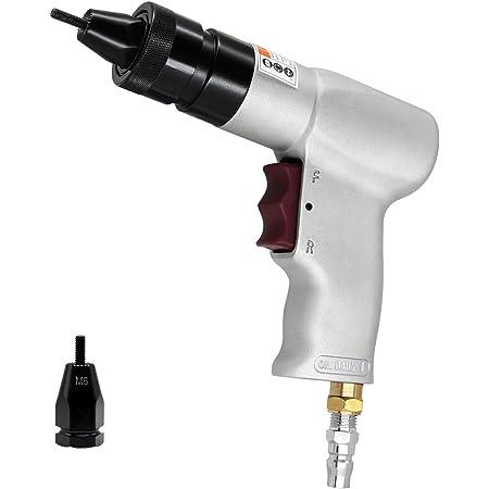 Industriell Druckluft Nietmutternzange M5 M6 Umkehrbar Nietmaschine Nietpistole Neuest Baumarkt