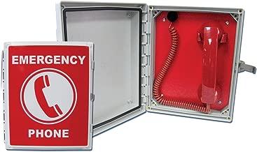 Enclosed Emergency Phone (Handset)
