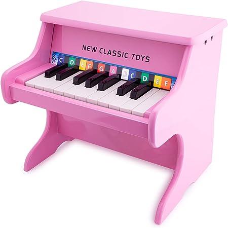 New Classic Toys - Piano para niños (Ref 0158)
