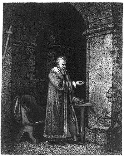 Infinite Photographs Photo: Galileo Galilei,1564-1642,Italian Physicist,Mathematician,Engineer,Astronomer 1