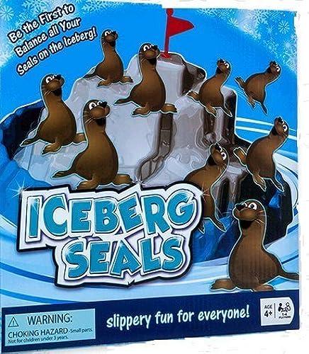 Iceberg Seals Game by Iceberg Seals