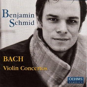 Bach, J. S.: Violin Concertos / Concerto for 2 Violins / Oboe D'Amore Concerto