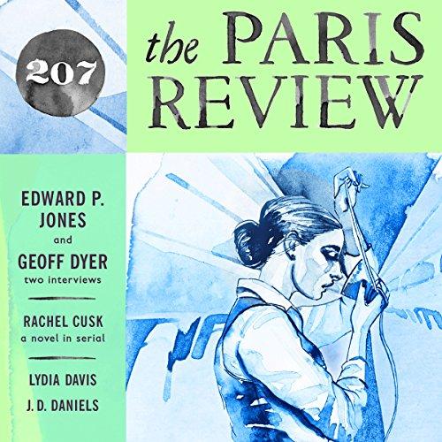 The Paris Review No.207, Winter 2013 audiobook cover art