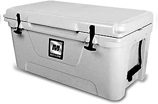 Mainline ML65LN 65Liter/69Quart White Rotomold Insulated Cooler