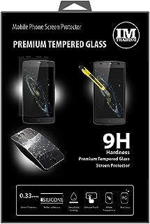 ENERGMiX Premium härdat skyddsglas kompatibel med ZTE Blade L5 pansar hårt glas skydd glas extremt reptåligt säkerhetsglas