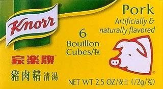 Best knorr pork bouillon Reviews