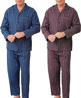Champion Mens Kingston Wyncette Cotton Pyjama (Pack of 2)