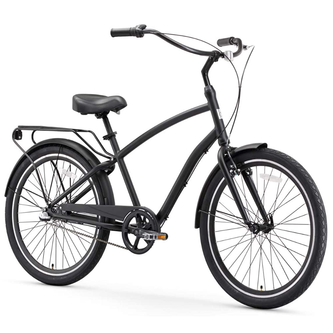 sixthreezero EVRYjourney Men's Hybrid Cruiser Bicycle, 26