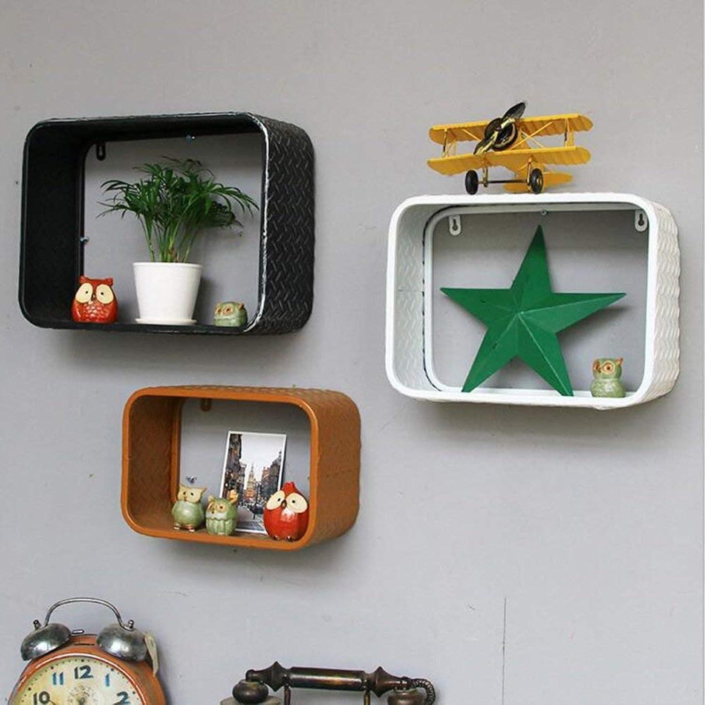 DYR Bookshelf Wall Shelves Set of 3 DIY