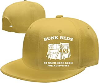 Bad Puns That's How Eye Roll Men's Structured Twill Cap Adjustable Peaked Sandwich Hat