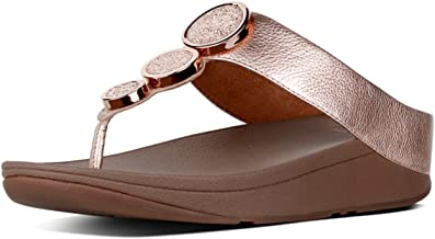 FitFlop Women's Halo Toe Thong Sandals