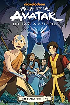 Avatar: The Last Airbender - The Search Part 2 by [Gene Luen Yang, Various, Dave Marshall]