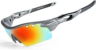Gafas de Ciclismo Triatl/ón Voleibol RAVS Extremadamente Gafas de Esqu/í Gafas de Sol