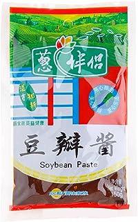 山东特产《葱伴侣》大酱 豆瓣酱 甜面酱-家的味道 (3包, 豆瓣酱)