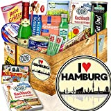 I love Hamburg + Hamburg Geburtstagsüberraschung + Spezialitäten DDR Artikel
