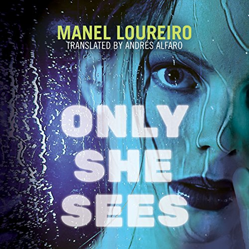 Only She Sees audiobook cover art