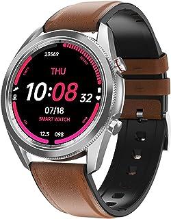 DT91 Hartslag/Bloeddruk Monitoring Smart Watch IP67 Waterdichte mannen en vrouwen Tracker Smart Armband voor Android iOS,D