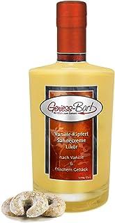 Vanille Kipferl Likör 0,35 L preisgekrönt nach Vanille & frischem Gebäck 17% Vol