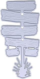 La Cabina Dies Scrapbooking Matériel - Matrices de Découpe - Bricolage Découpage Carré Stencils - Bricolage Embossing Card...