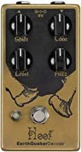 EarthQuaker Devices Hoof V2 Germanium/Silicon Hybrid Fuzz Guitar Effects Pedal