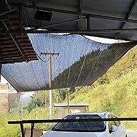 シェードネットタープ 90% シェード 黒 10x16ft サンシェー ハトメ付 遮光ネット