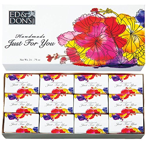 ハワイ 土産 ジャスト フォーユー マカデミアナッツチョコレート 24箱セット (海外旅行 ハワイ お土産)