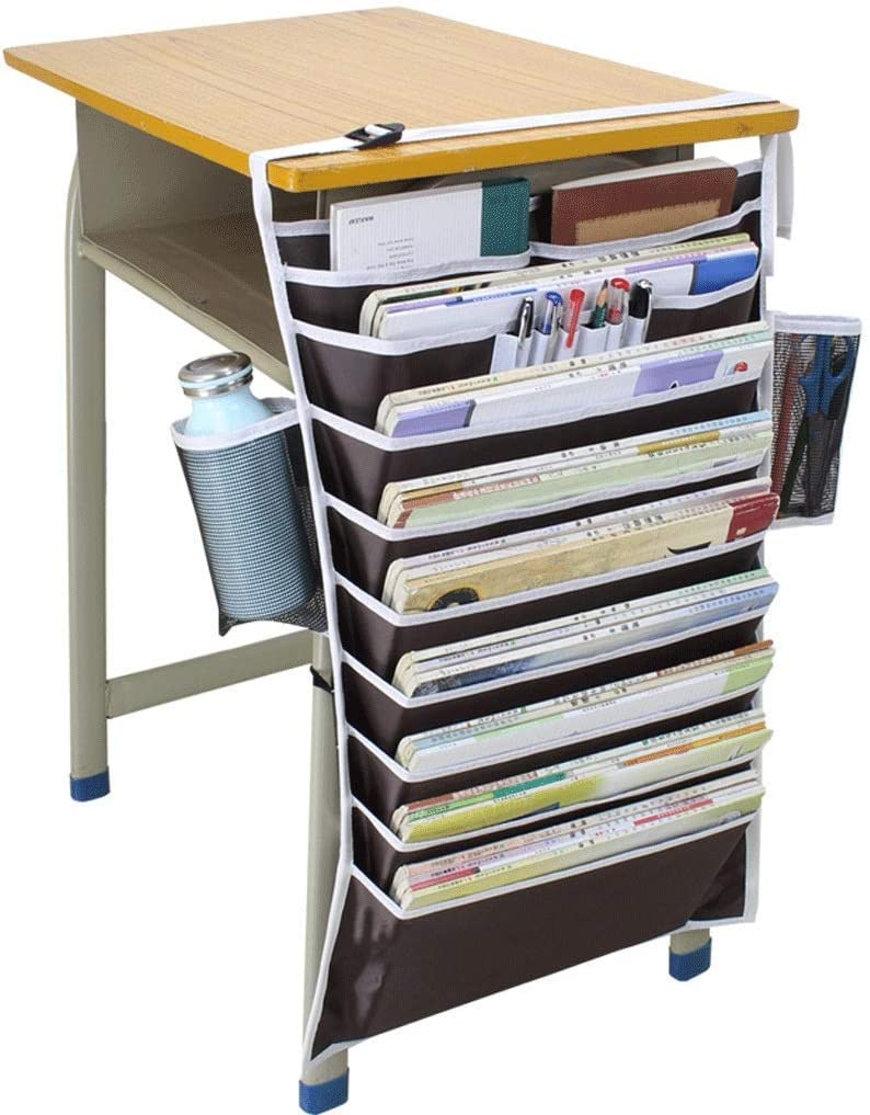 Today's only XHJTD Book Stand Desk Bag Hanging Storage Multipurpose Ranking TOP13