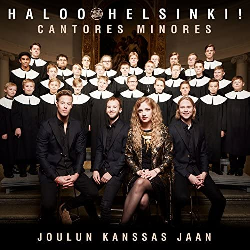 Haloo Helsinki! feat. Cantores Minores